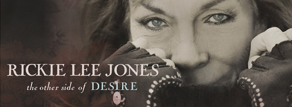 RICKIE LEE JONES/THE OTHER SIDE OF DESIRE