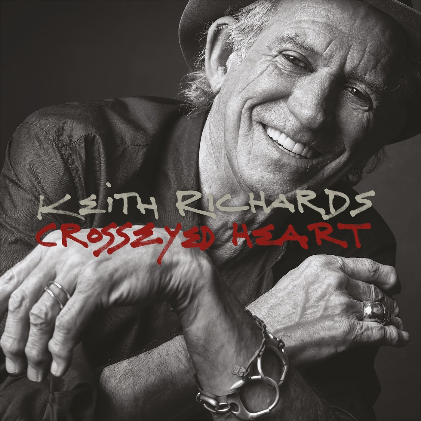 Keith Richards, Sänger