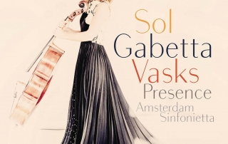 Sol Gabetta Cello Vasks